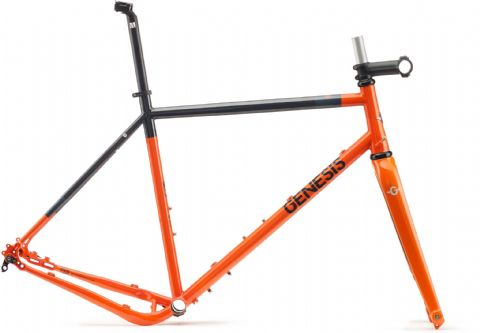 Genesis Fugio Frameset Orange 2018